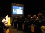 Eileen McGuckian's presentation on the history of Rockville.