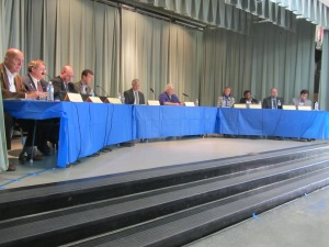 Rockville Candidate Forum, 2011.