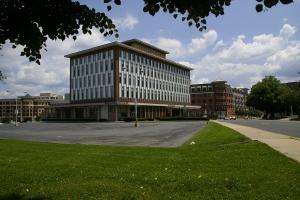Suburban Trust Co. bank building, 255 North Washington Street, Rockville.
