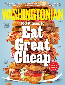 Washingtonian 2015 June