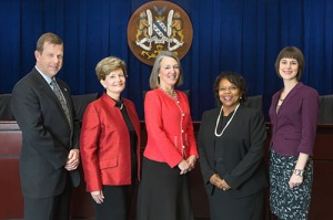 Rockville Mayor and Council 2014